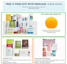 biggest gift with purchase samples at nordstrom com online only