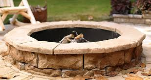Firepit Stones How To Build A Pit Home Improvement