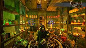 community spotlight u2013 mynwent haunted house shroud of the avatar