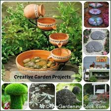 Idea For Garden Gardening Ideas Creative Projects And Decor The Gardening Cook