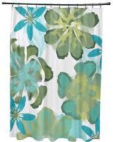 blue shower curtains bhg com shop