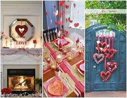 Valentine Day Decorations At Home by Valentine U0027s Day Archives A Blissful Nest