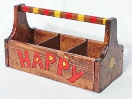 Handmade Solid Wood Toy Box by Toy Boxes