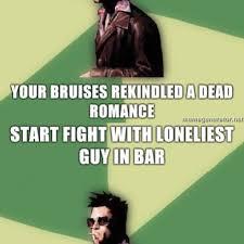 Tyler Durden Meme - helpful tyler durden meme gallery
