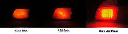 Led Tail Light Bulbs For Trucks by Kix U0027s Eco Series Led Tail Lights