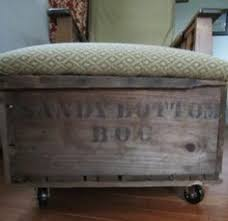 Upcycle Ottoman Upcycle Ottoman With A Treasure Box From Joann Diy Home