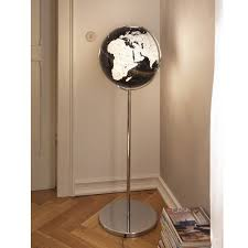 World Globe Light Fixture by Sojus Floor World Globe With Light Standing Globe