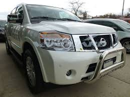 nissan armada light bar vanguard 04 14 titan front bull bar bumper protector guard s s ebay