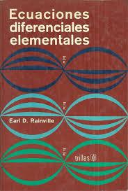 ecuaciones diferenciales conocimiento al alcance de todos