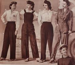 Nice Clothes For Womens 1940s Ladies Workwear Clothes Rosie U0027s To Nurses