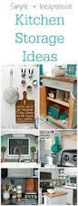 28 cheap kitchen storage ideas get organized with these 25