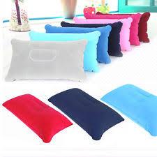 air cushion travel pillows ebay