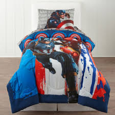 Jcpenney Twin Comforters Marvel Captain America Civil War Twin Comforter Jcpenney