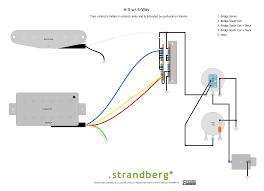 65 wiring strandberg guitarworks