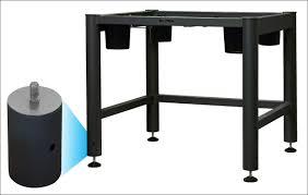 Desk Risers Uk Sciencedesk Workstations For 2 5 U0027 X 4 U0027 750 Mm X 1200 Mm Breadboards