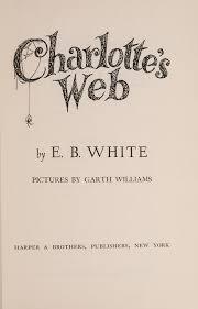 charlotte u0027s web e b white