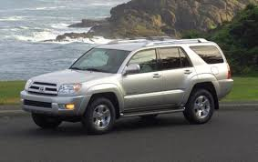 2005 toyota 4runner information and photos zombiedrive