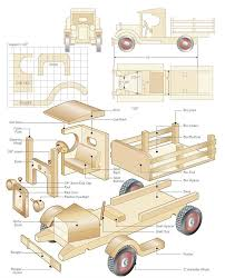 Homemade Wooden Toy Trucks by Https Www Canadianwoodworking Com Plans Projects U201cc U201d Cab Stake