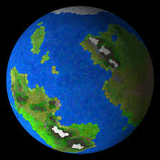 D D World Map Maker by Creating A Grid Based Simulation Game On A Sphere Gamedev