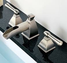 Brizo Wall Mount Faucet Liberate Your Bathroom Layout With A Deck Mounted Faucet