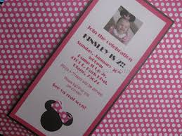 Minnie Mouse Baby Shower Invitations Templates - free invitation layouts sample of investment agreement contract