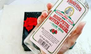 Toner Mizu m a n d y review thayers petal free witch