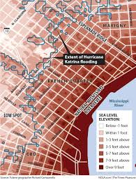 Map Of Plantations Near New Orleans by In Light Of The Brian Williams Katrina Controversy A Brief