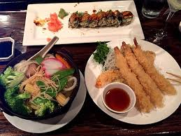 japanese cuisine bar this was a true feast of japanese cuisine with soba fancy sushi