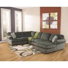 Chenille Sectional Sofas by Pewter Chenille Sectional Sofas Loveseats U0026 Chaises Ebay