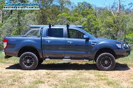 ford ranger with a lift kit ford ranger px dual cab grey 67390 superior customer vehicles