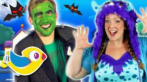 everybody loves halloween kids halloween song youtube