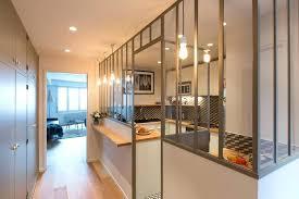 separation en verre cuisine salon separation cuisine salon vitree cuisine avec verriare dintacrieur