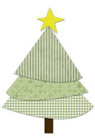 country christmas tree clipart clipartxtras
