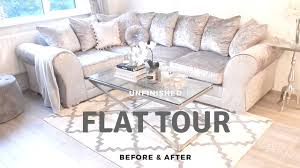 my first flat apartment tour before u0026 afters u0026 designing my