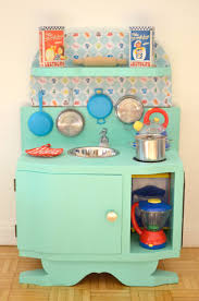 cuisine dinette enfant diy une cuisine enfant en bois à fabriquer à partir de récup