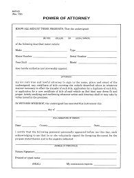 Free General Power Of Attorney Forms To Print by General Power Of Attorney North Carolina Free Download