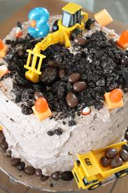 construction birthday cakes do it yourself divas diy construction birthday cake inspiration