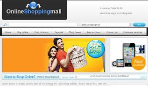 web shop design shopping the web design team