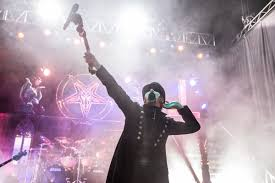 king diamond played the orpheum 11 24 noise floor