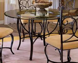 furniture winning metal dining sets small dinette wood and black furnitureexquisite metal dining room tables or shopzilla wrought iron dinette chairs hillsdale pompei table slate top