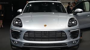 Porsche Macan Facelift - porsche macan 2 0t is instant hit in u s