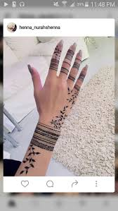 henna design on instagram 29 cool henna mehndi designs instagram makedes com