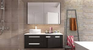 Mirrored Cabinets Bathroom Black Bathroom Vanity Design Medicine Cabinet With Mirror