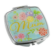 compact mirror special mum christmas stocking filler gift ideas