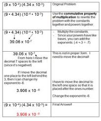 scientific notation worksheets projects to try pinterest