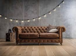 Distressed Chesterfield Sofa My Fashion