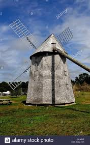brewster massachusetts 18th century smock windmill at the