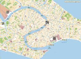 Urbino Italy Map by Venice Street Map Venice Italy Mappery 23 Best Venetia Maps
