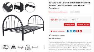 Best Bed Frames Reviews by Best Metal Platform Bed Frames Youtube