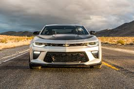 silver ss camaro 2017 chevrolet camaro v 6 1le and ss 1le and track review